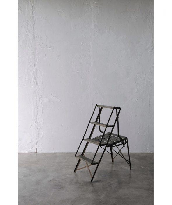 industrial step chair