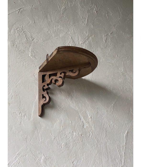 corner wall shelf